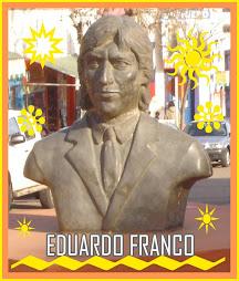 BUSTO A EDUARDO FRANCO