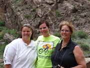 Tasha~Shannon~Chrysa at Royal Gorge 2009