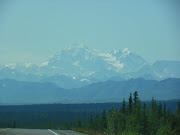 Denali from the east