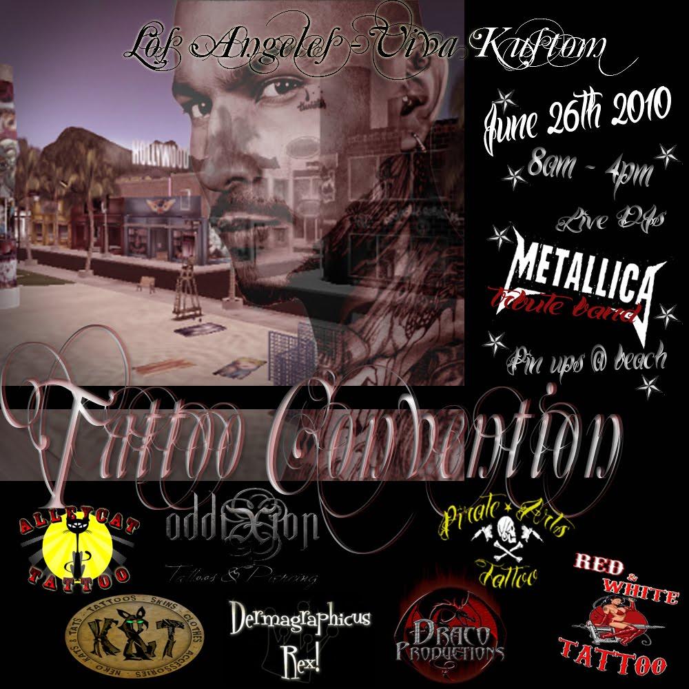 Pirate arts tattoo convention viva kustom for Tattoo convention los angeles