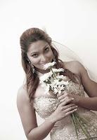ri Lankan fashion model