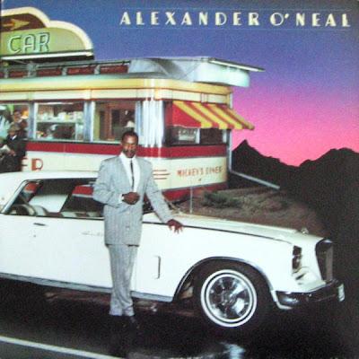 Alexander O'Neal - Alexander O'Neal (1985)