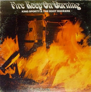 King Sporty - 1979 - Keep On Fire Burning