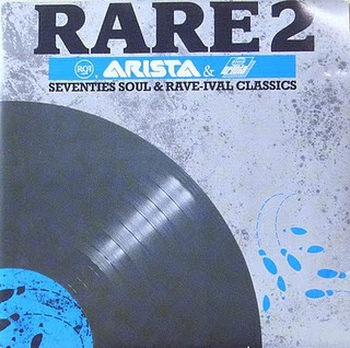VARIOUS - Rare 2 (Seventies Soul & Rave-ival Classics) (1988)