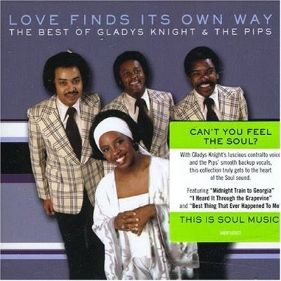 Cover Album of Gladys Knight And The Pips - Love Finds Its Own Way (The Best Of) (2007)