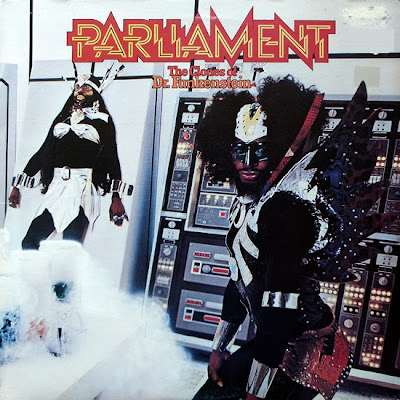 parliament funkadelic, george clinton, the clones of dr. funkenstein, album