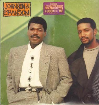 Johnson & Branson - Johnson & Branson (1989)