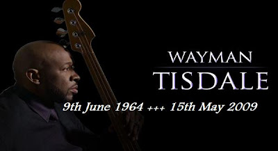 Wayman Lawrence Tisdale, 9th June 1964, Tulsa, Oklahoma, U.S.A  d. 15th May 2009,