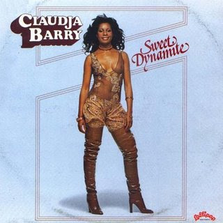 Claudja Barry - Sweet Dynamite - 1976