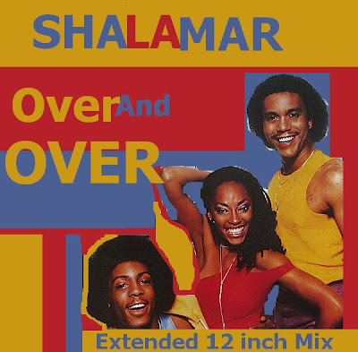 Shalamar Over And Over Edit