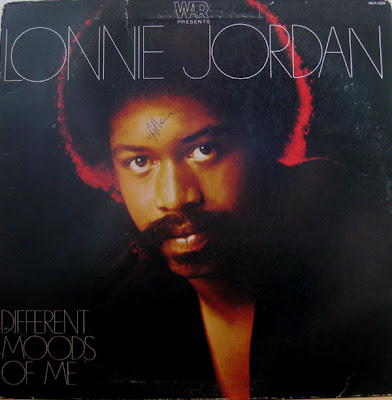 Lonnie Jordan - Different  Moods  Of Me  1978