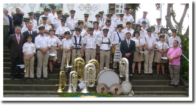 A Banda nos Açores - 2008