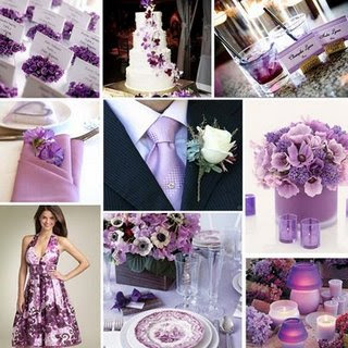 His Reception (Purple)