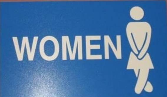 BANHEIRO FEMININORIA SE PUDER  Nas Entrelinhas da Vida -> Clipart Banheiro Feminino