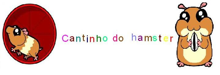 Cantinho do hamster