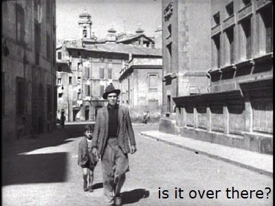 the daily struggles of the poor in ladri di biciclette a film by vittorio de sica Link to list of italian neo-realism films on dvd find this pin and more on film by joanna siwecka ladri di biciclette/bicycle thieves (u) 1948 italy sica, vittorio de £1599 oscar winning story of a poor man whose bicycle is stolen and he and his son search rome for it.