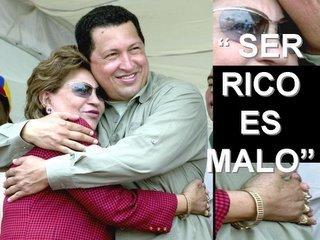 La mama de Hugo Chavez Frias.