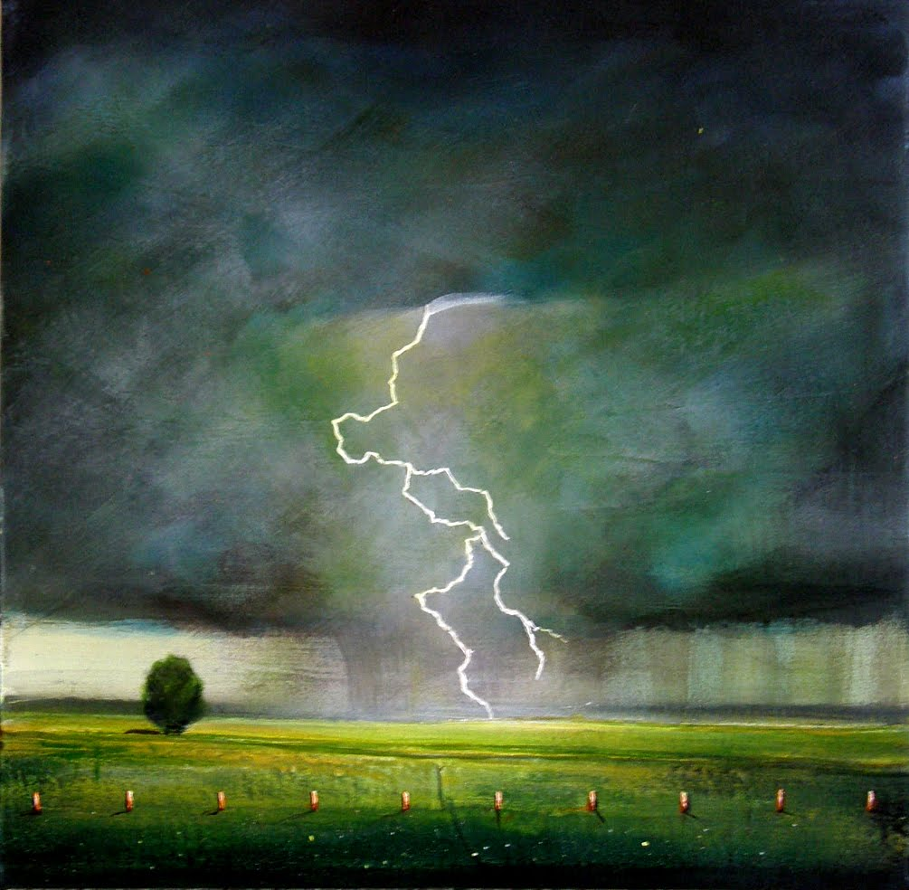 Toni grote spiritual art jewelry from my heart to yours for Lightning landscape