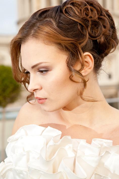 Bridal Hair Stylist : Makeup Girl Says: Bridal Shoot, The Grange at St. Pauls