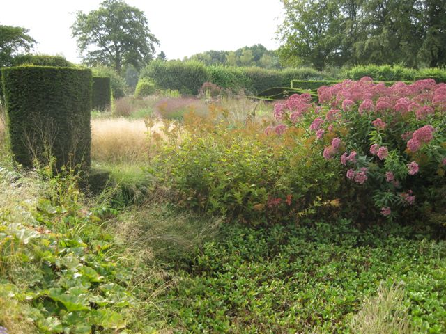 The garden wanderer piet oudolf gardens the netherlands for Piet oudolf pflanzplan