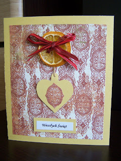Christmas cards - minia&orange 2