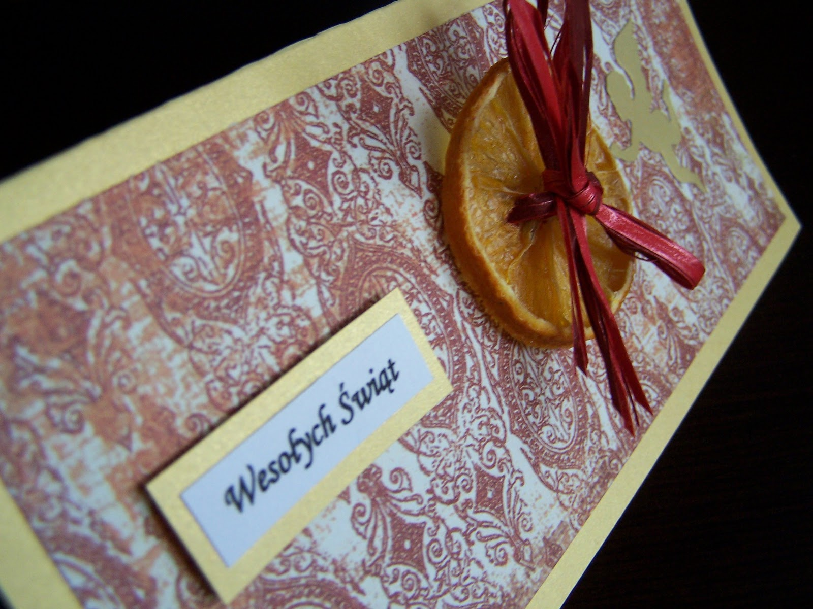 Christmas cards - minia&orange 4