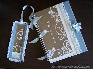 Notatnik dla Moni