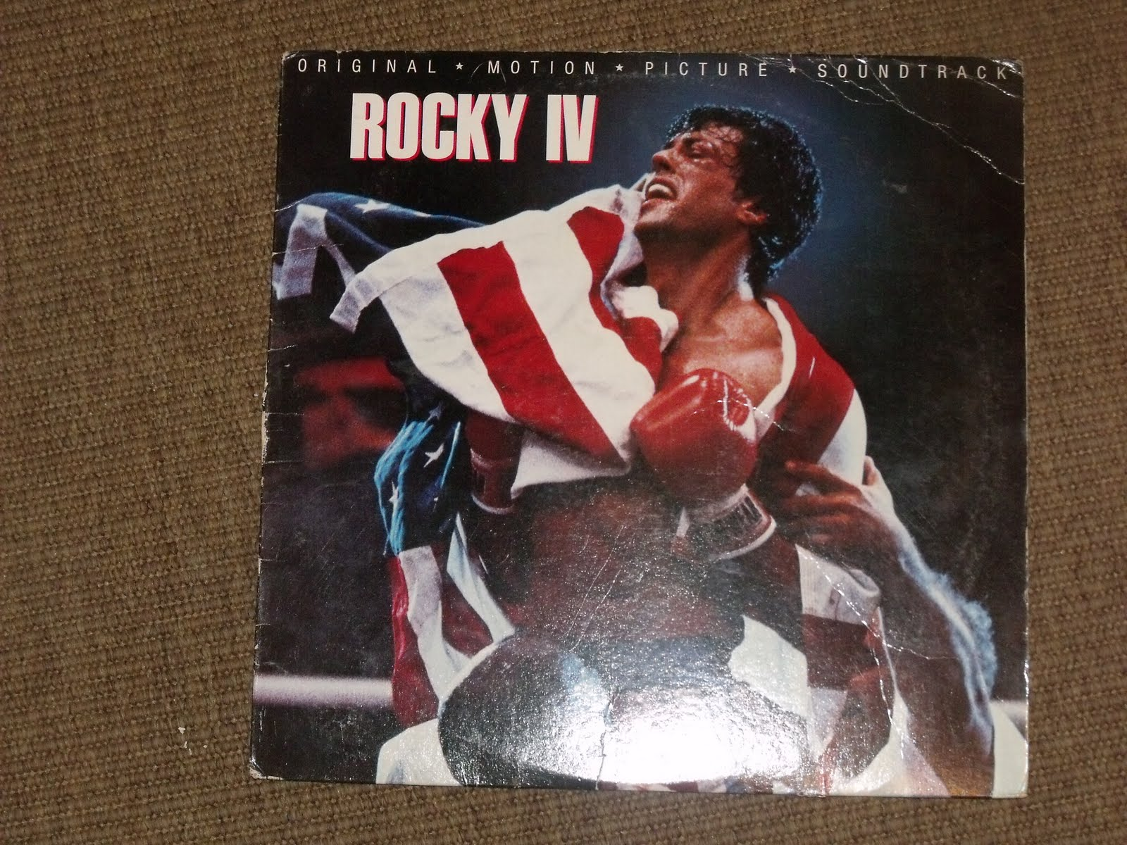 Vince Dicola / Robert Tepper - War Fanfare From Rocky / No Easy Way Out
