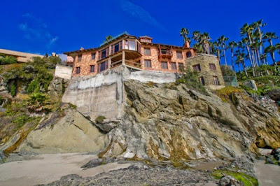 Villa Rockledge in Laguna Beach