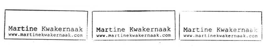 Martine Kwakernaak