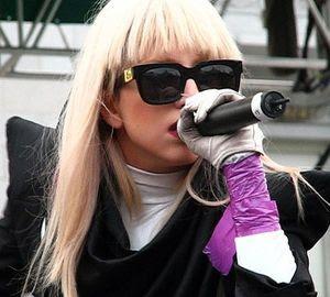 Lady GaGa Justice