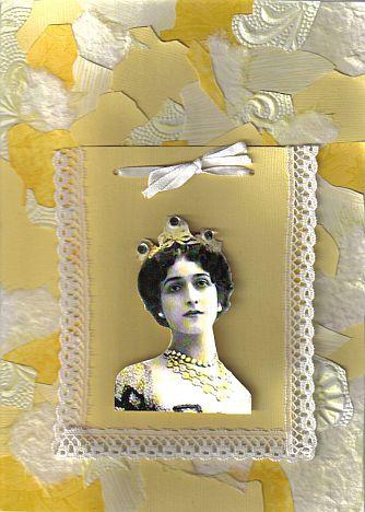 Vintage Card #1