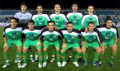 Selección Extremeña 2007