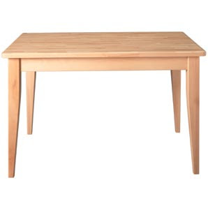 unbranded piran dining table beech