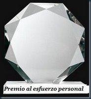 premio al esfuerzo personal Premios al Esfuerzo Personal 2008
