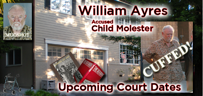 william ayres child molestation trial