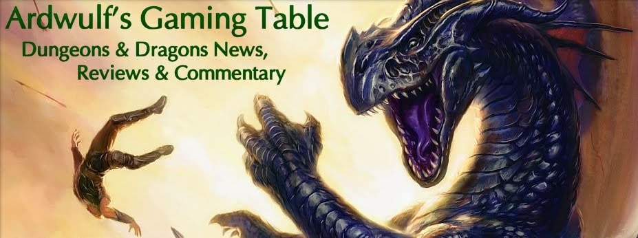 Ardwulf's Gaming Table