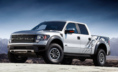 2011 ford f 150 svt raptor