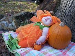 Pumpkin Fairy Sophia 2006