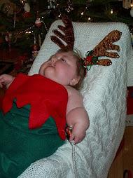 Sophia Christmas 2005