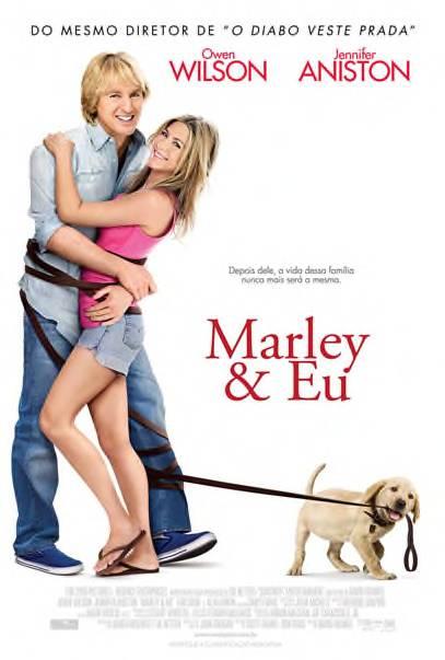 Marley e Eu – Dublado – 2008