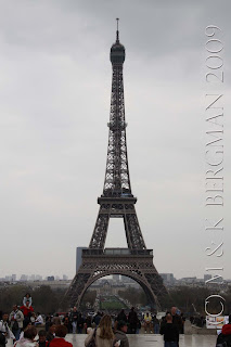 The ever-beautiful Eiffel Tower