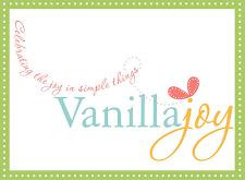 Vanilla Joy Button