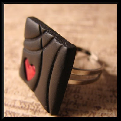 polymer clay, jewelry