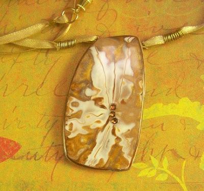 polymer clay mokume gane, jewelry