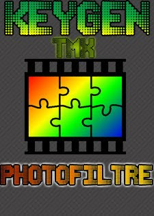 Keygen Photofiltre Studio