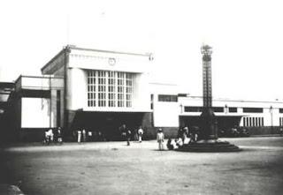 Stasiun Bandung - Koleksi Foto Bandoeng Tempo Doeloe