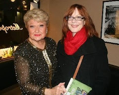 LAUREL MASSÉ WITH MARILYN MAYE