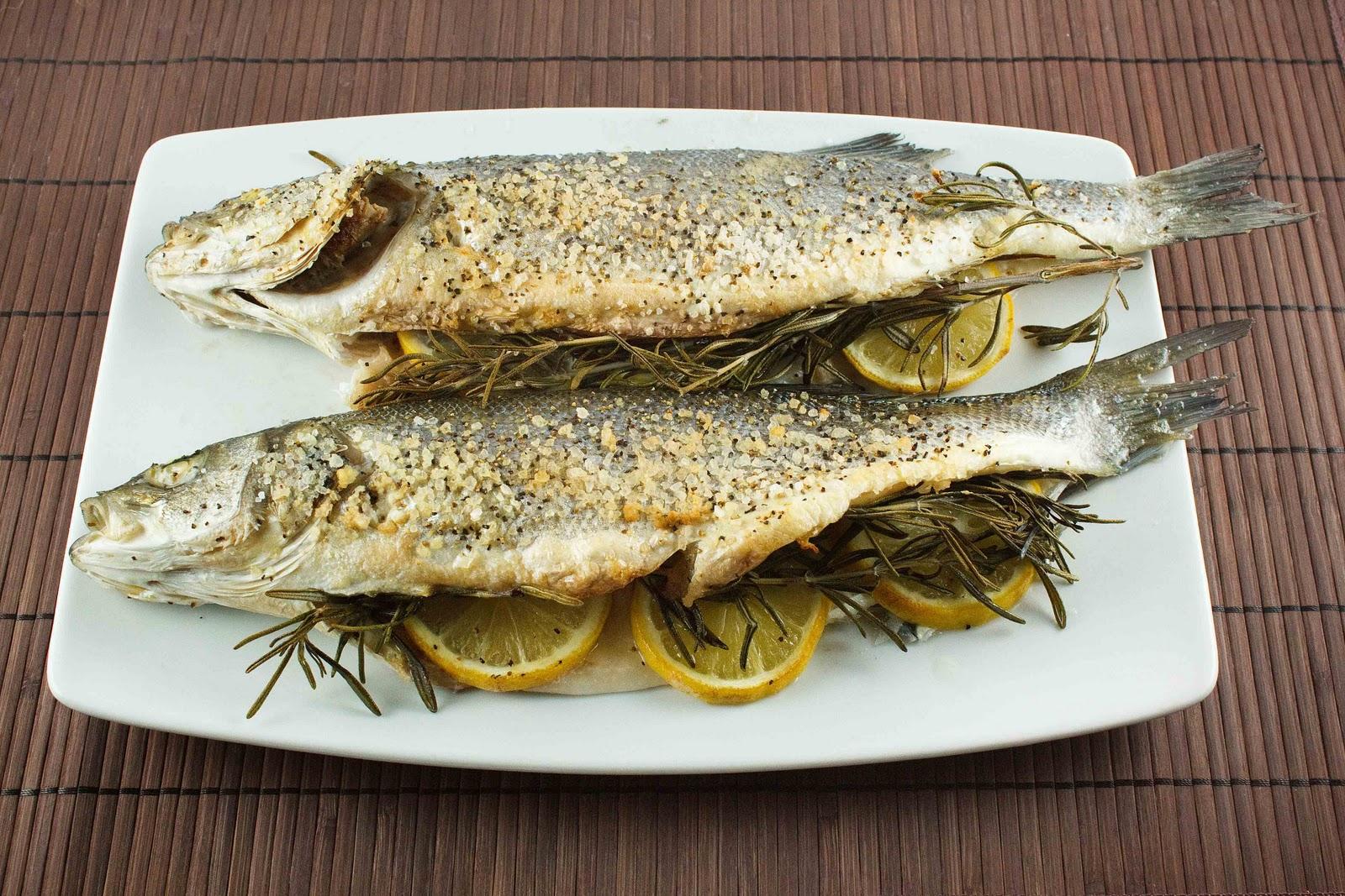 Oven roasted branzino for What is branzino fish
