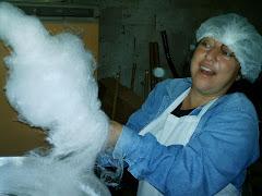 A farra do algodão doce